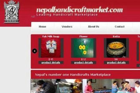 nepalhandicraftmarket.com